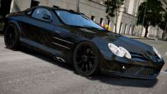 Mercedes SLR McLaren para GTA 4