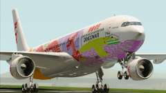 Airbus A330-300 Dragonair (20th Year Livery) para GTA San Andreas