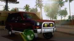 Nissan Patrol 2 Door