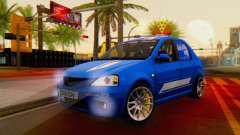 Dacia Logan Tuning Rally (B 48 CUP) para GTA San Andreas