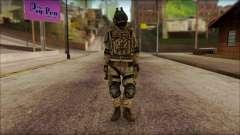Los soldados de la UE (AVA) v2 para GTA San Andreas