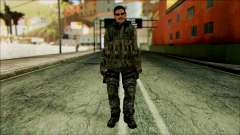 Fighter (PLA) v2 para GTA San Andreas