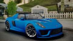 Voltic from GTA 5 para GTA San Andreas