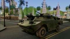 BRDM-2 from ArmA Armed Assault para GTA San Andreas