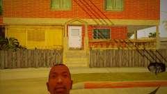 Actualizada la casa de CJ para GTA San Andreas