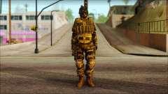 Los soldados de la UE (AVA) v3 para GTA San Andreas