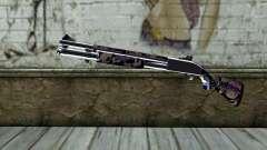 Graffiti Shotgun v3 para GTA San Andreas
