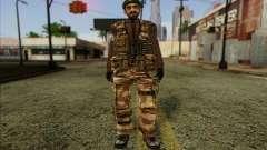 Soldados de MEK (Battlefield 2) de la Piel 5