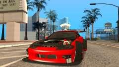 Slivia Red Planet para GTA San Andreas