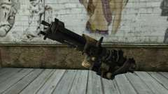 M247 Machine Gun Jorge Of Halo Reach para GTA San Andreas