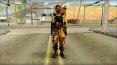 Taliban Resurrection Skin from COD 5 para GTA San Andreas