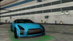 Nissan GT-R Prototype para GTA Vice City