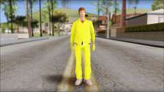 Marty with Radiation Protection Suit 1985 para GTA San Andreas