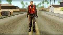 La guardia costera (Frío, Miedo) para GTA San Andreas