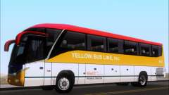 Marcopolo Paradiso G7 1050 Yellow Bus Line A-2