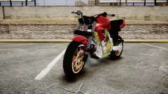 Yamaha FZ6 para GTA 4