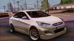 Hyundai Club para GTA San Andreas