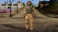 Soldados de MEK (Battlefield 2) de la Piel 3