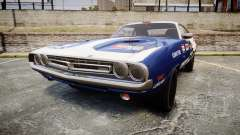 Dodge Challenger 1971 v2.2 PJ10 para GTA 4