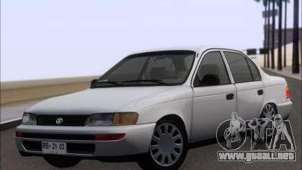 Toyota Corolla 1.6 para GTA San Andreas