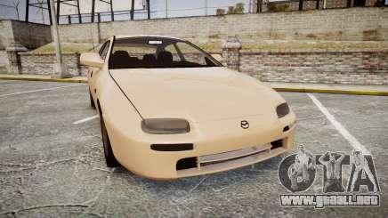 Mazda 323f 1998 para GTA 4