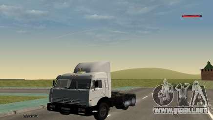 KamAZ-54115 para GTA San Andreas
