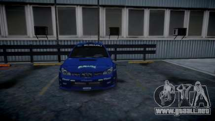 Subaru Impreza STI Group N Rally Edition para GTA 4
