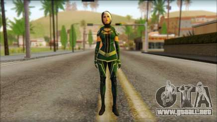 Rogue Deadpool The Game Cable para GTA San Andreas