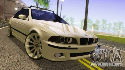 BMW M5 E39 2003 Stance para GTA San Andreas