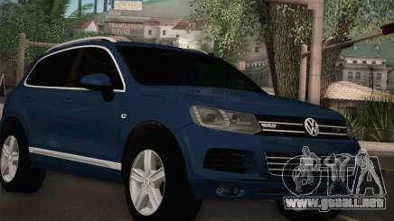 Volkswagen Touareg 2012 para GTA San Andreas