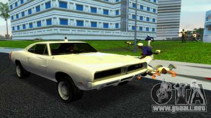 Dodge Charger 1967 para GTA Vice City