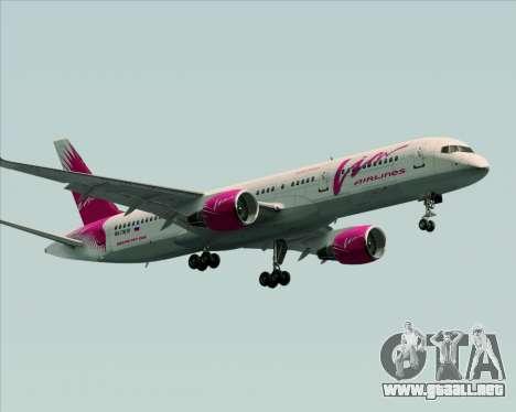 Boeing 757-230 VIM Airlines (VIM) para GTA San Andreas left