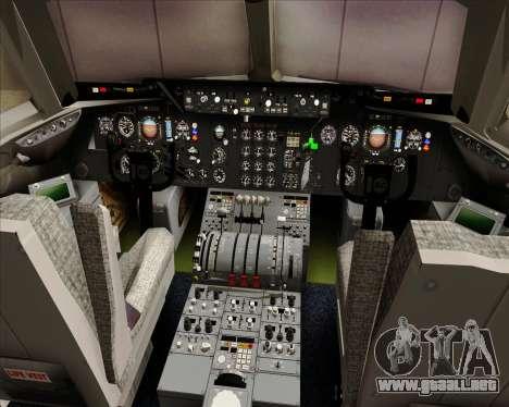 McDonnell Douglas DC-10-30 American Airlines para GTA San Andreas interior