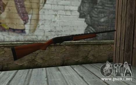 MP-153 Murka para GTA San Andreas segunda pantalla