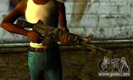 Dawn Patrol from Gotham City Impostors para GTA San Andreas tercera pantalla