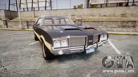 Oldsmobile Vista Cruiser 1972 Rims1 Tree1 para GTA 4