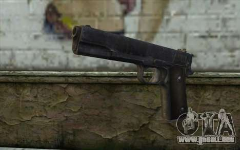 M1911 from Battlefield: Vietnam para GTA San Andreas