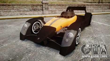 Caparo T1 para GTA 4
