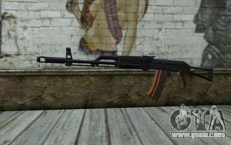 AKS-74 para GTA San Andreas