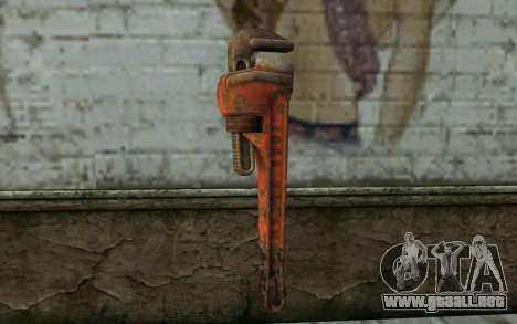 La Llave (DayZ Standalone) para GTA San Andreas