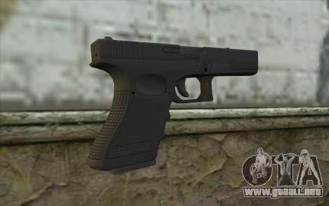 Glock 18C para GTA San Andreas segunda pantalla