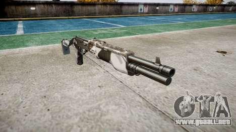 Ружье Franchi SPAS-12 Siberia para GTA 4