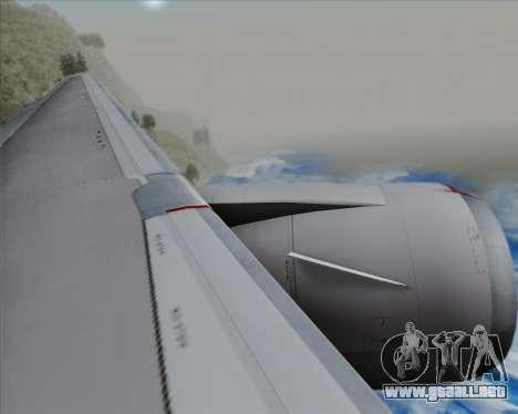 Boeing 767-300ER Qantas (New Colors) para el motor de GTA San Andreas