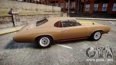Classique Stallion 2Gen para GTA 4 left