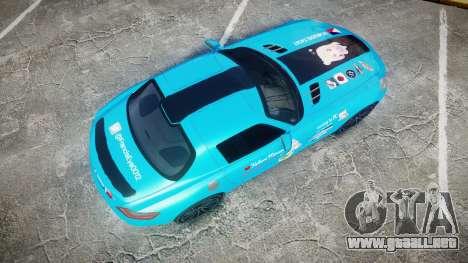Mercedes-Benz SLS AMG v3.0 [EPM] Kotori Minami para GTA 4 visión correcta