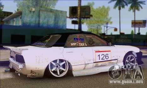 Nissan Skyline HCR32 para GTA San Andreas left