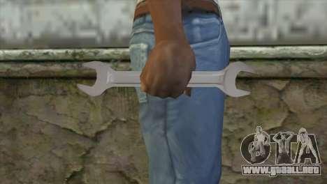 Wrench from Unity3D para GTA San Andreas tercera pantalla