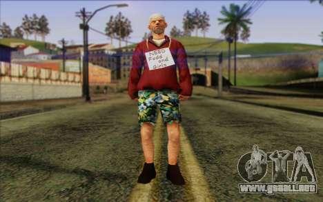 Miembro del pelotón de IA Piel de 1 para GTA San Andreas