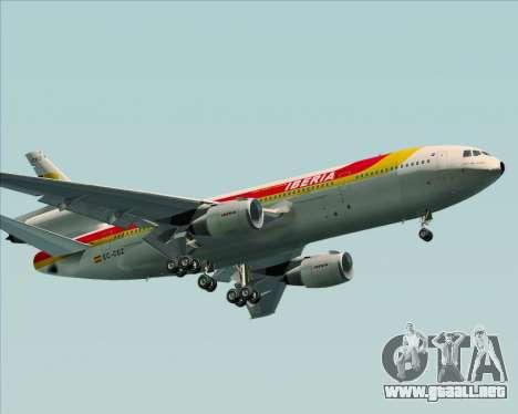 McDonnell Douglas DC-10-30 Iberia para las ruedas de GTA San Andreas