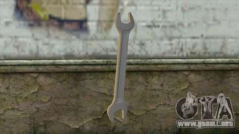 Wrench from Unity3D para GTA San Andreas